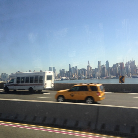 City from New Jersey